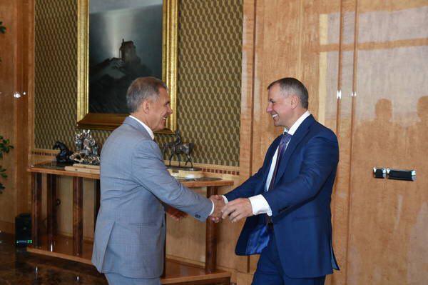 Татарстан и Крым заключили соглашение о межпарламентском сотрудничестве