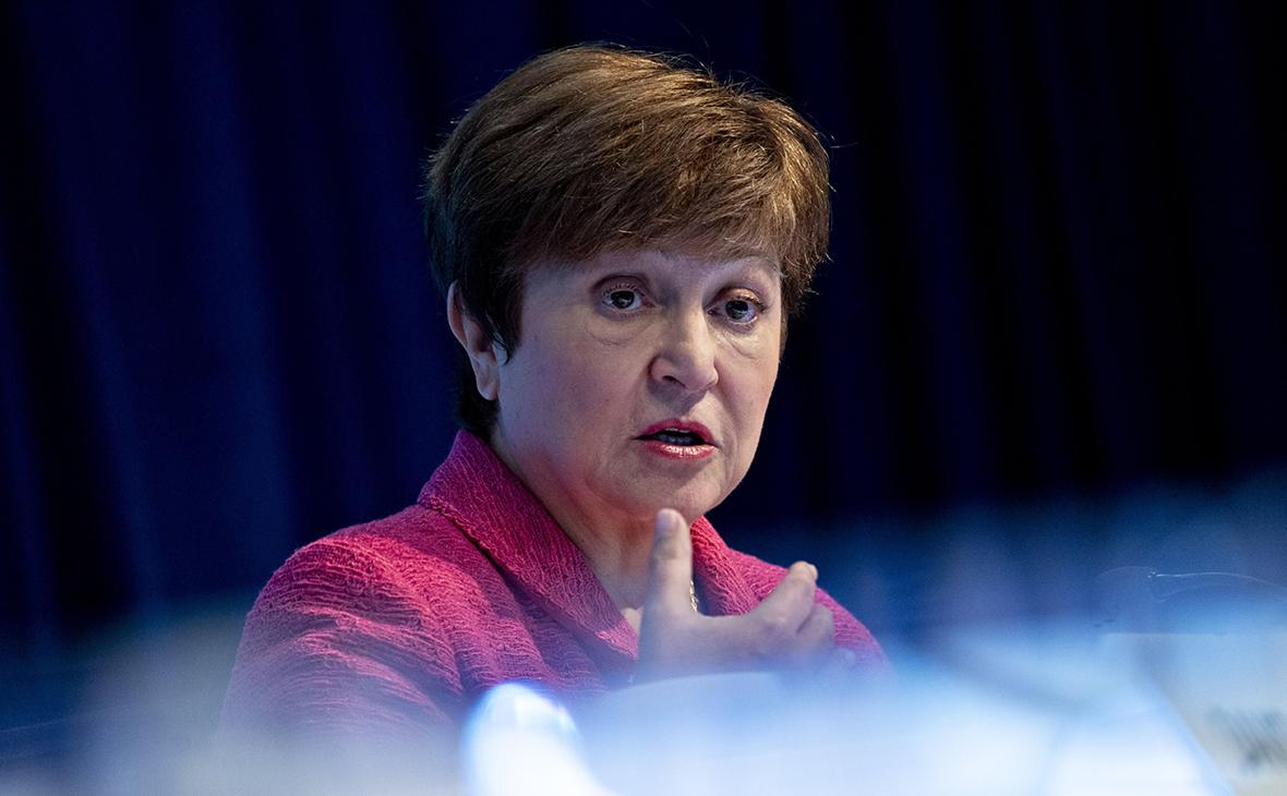 Глава МВФ оценила потери нефтяников из-за коронавируса в $10 млрд