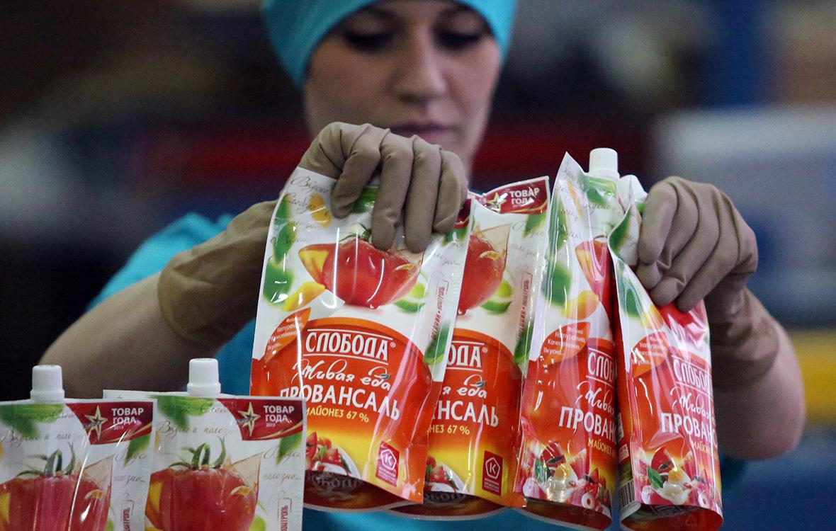 На российском рынке майонеза впервые за 13 лет сменился лидер