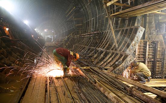 Власти Санкт-Петербурга потребовали с«Метростроя» 426 млнруб.