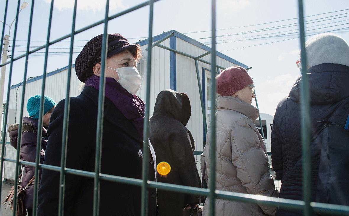 ДНР закрыла пункты пропуска с Украиной из-за коронавируса