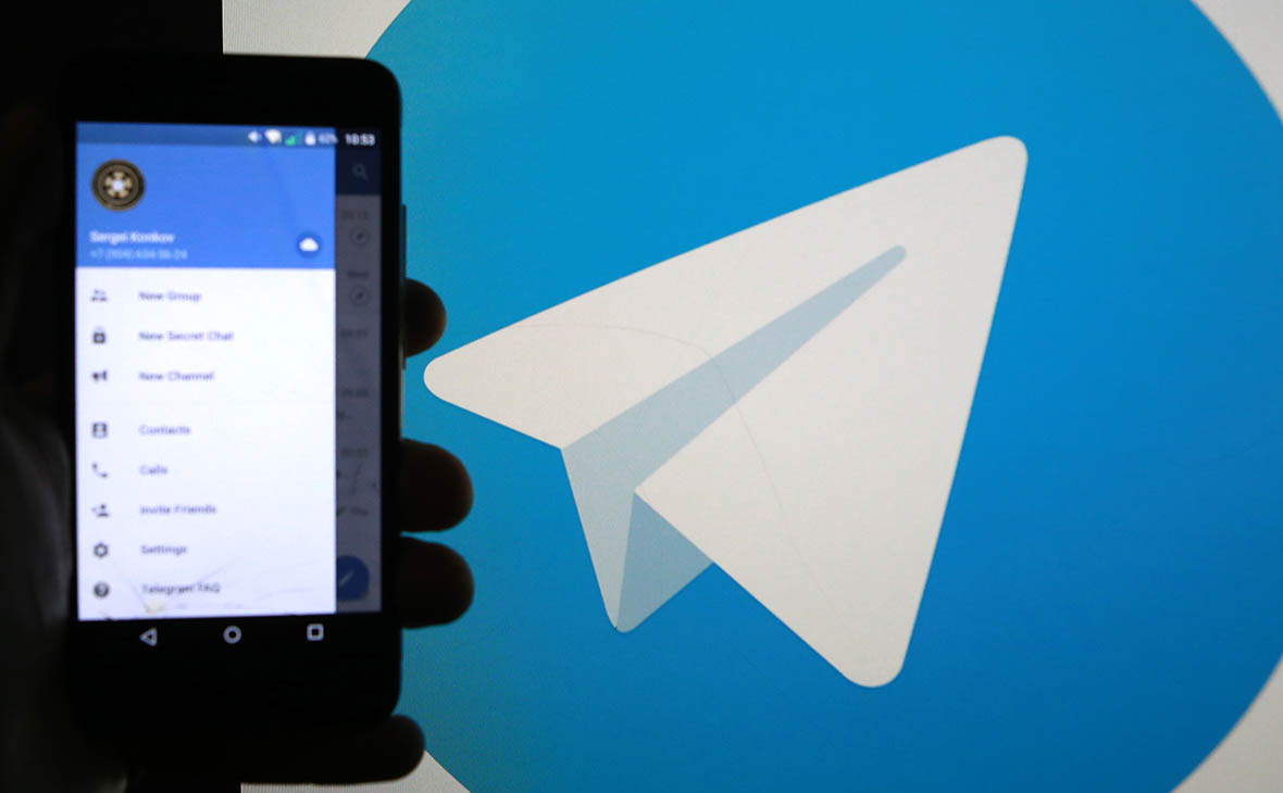 СМИ назвали инициатора запуска 100 политических Telegram-каналов