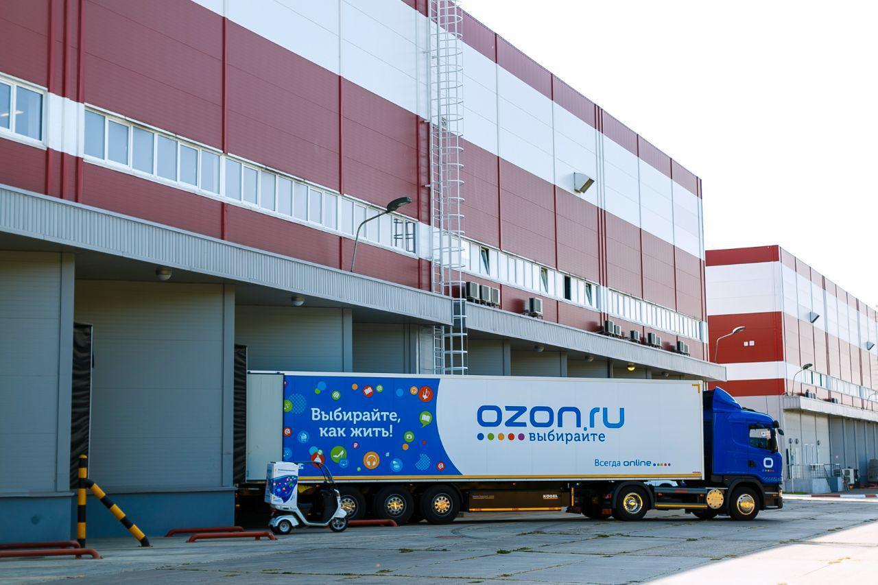 Ближе к Югу: Ozon.ru открыл в Краснодаре склад за 100 млн руб.