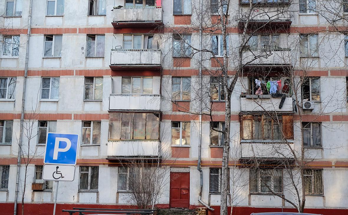 Квартиры в пятиэтажках перестали дорожать из-за реновации