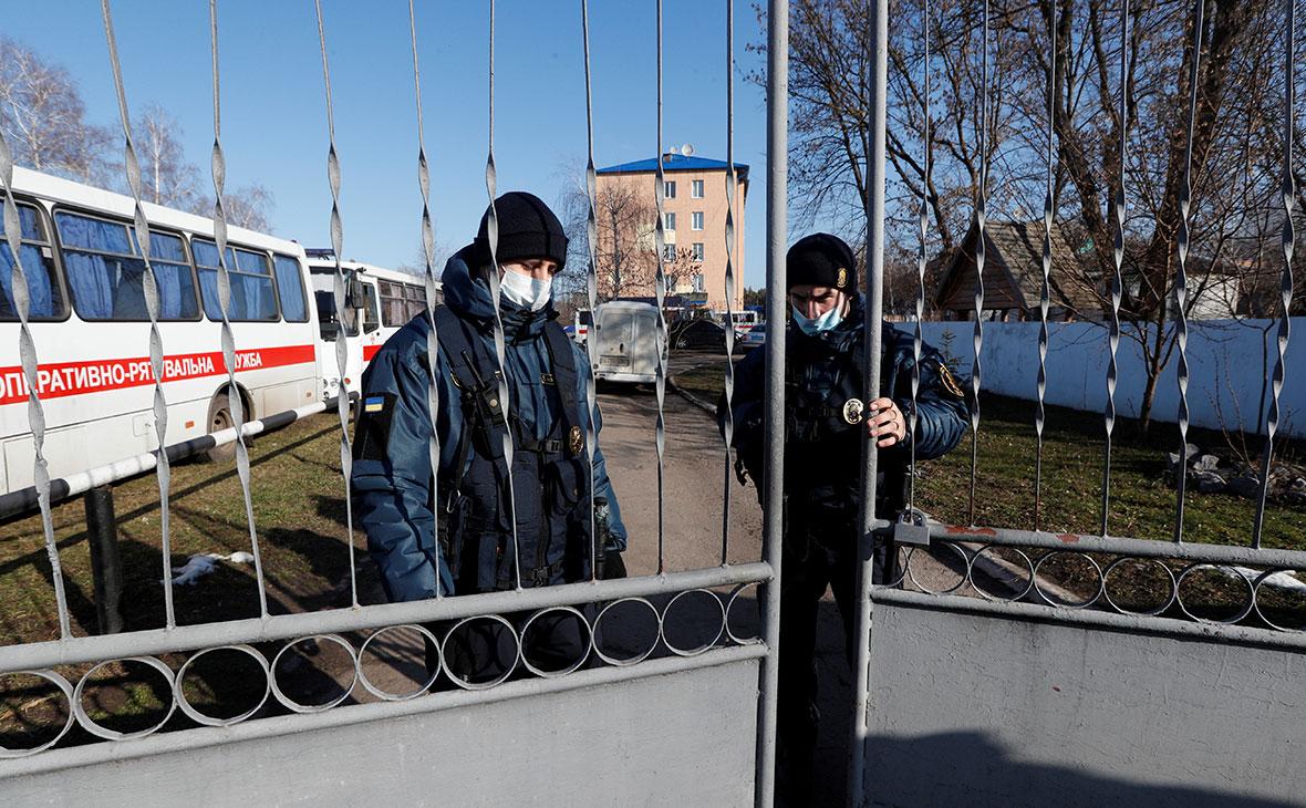 На Украине выявили первый случай заражения коронавирусом