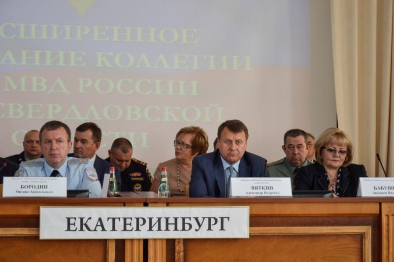 Администрация президента сменит четырех генералов на Урале