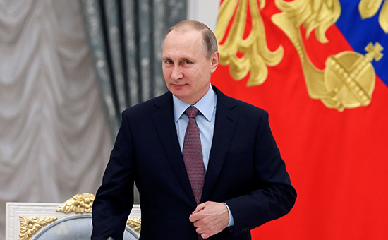 Путину готовят новый срок