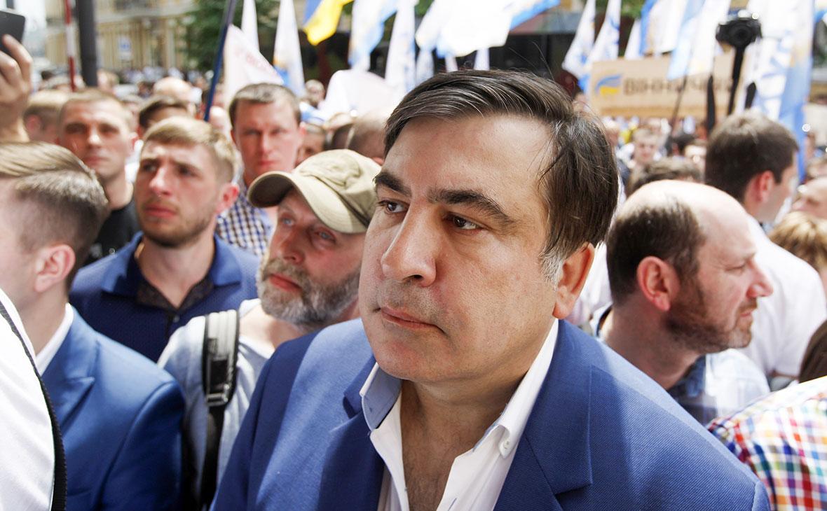 Польша подтвердила запрос от Грузии о местонахождении Саакашвили