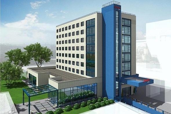 В Краснодаре построят второй отель сети Hilton