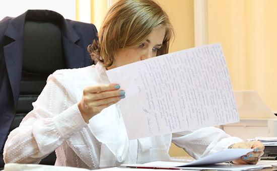 Полиция начала налоговую проверку компании Учителя позапросу Поклонской