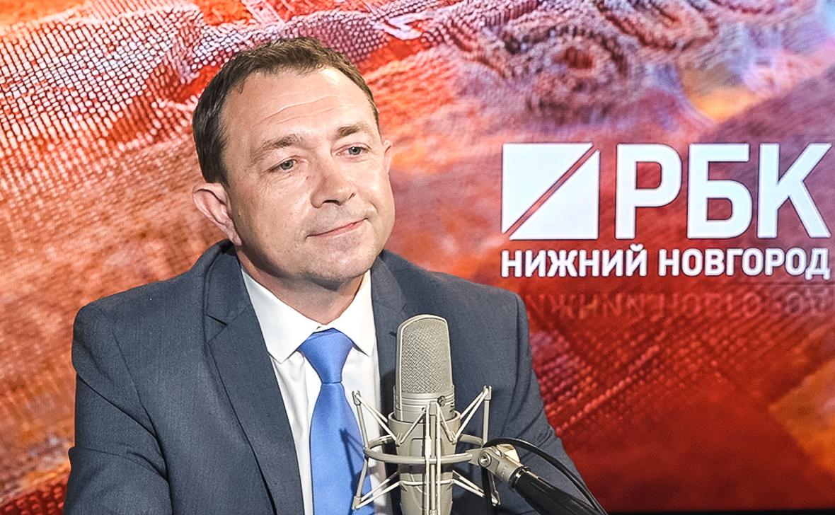 Владимир Селезнёв: