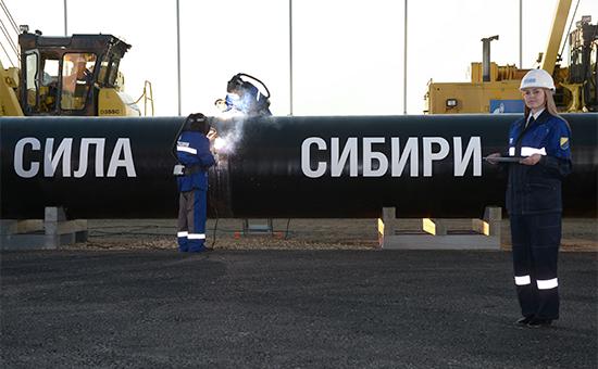 Микропредприятие изТомска получило контракты на8 млрд по«Силе Сибири»