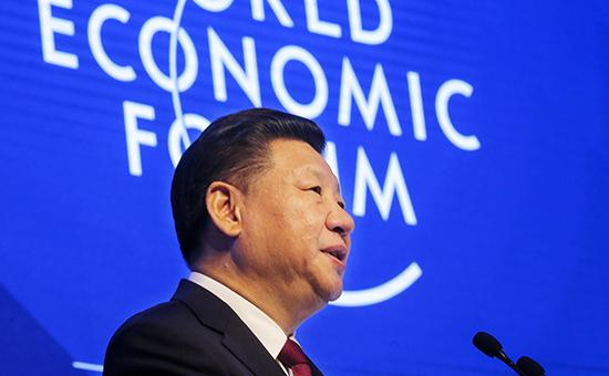 Си Цзиньпин призвал «незапираться втемной комнате протекционизма»