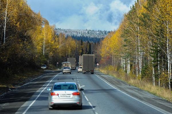 На тюменские и югорские дороги потратят 1 млрд. И речь идет не о ремонте