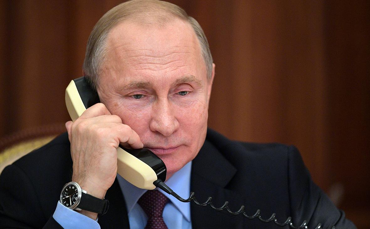 Путин и Си Цзиньпин обсудили стратегическое партнерство России и Китая