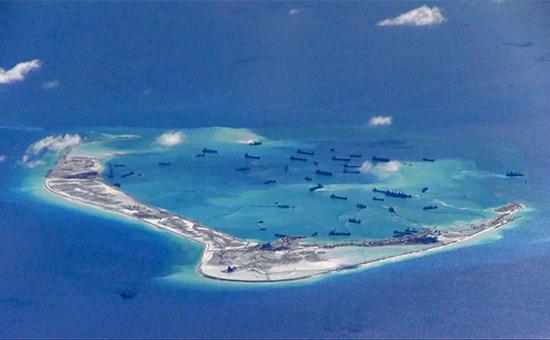 Китай выступил с протестом против заявления G7 о Южно-Китайском море