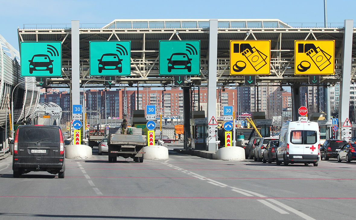 Платные дороги в России и за рубежом