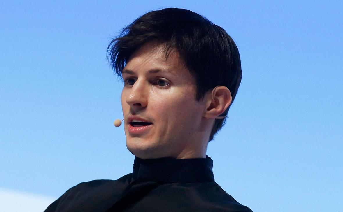 Дуров ответил на угрозы Роскомнадзора блокировать Telegram в России