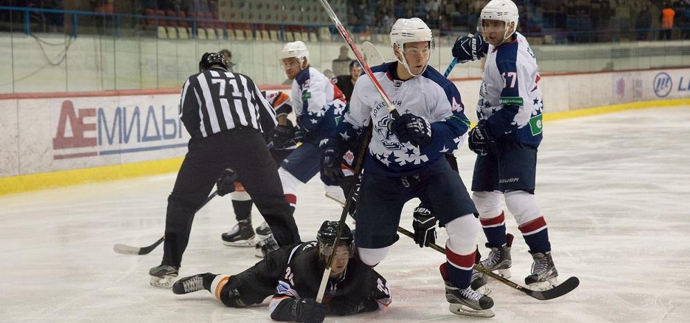 «Молот-Прикамье» уступил «Сарову» в первом домашнем матче
