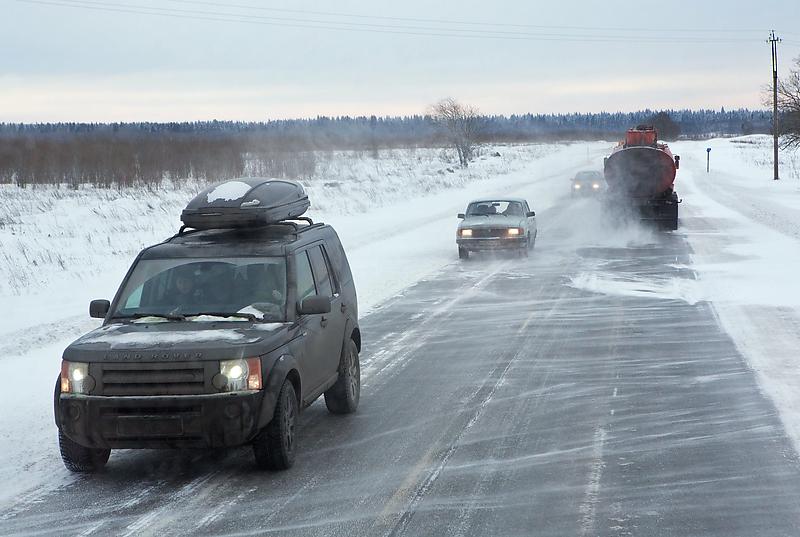 Дорожные службы Ленобласти готовятся к экстремальным погодным условиям