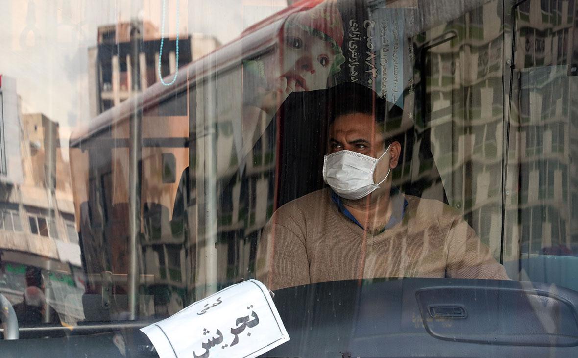 В Иране умер заразившийся коронавирусом высокопоставленный чиновник