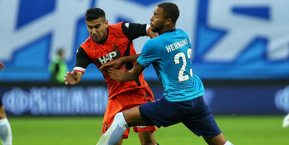 Футболист «Зенита» продолжит карьеру в чемпионате Франции
