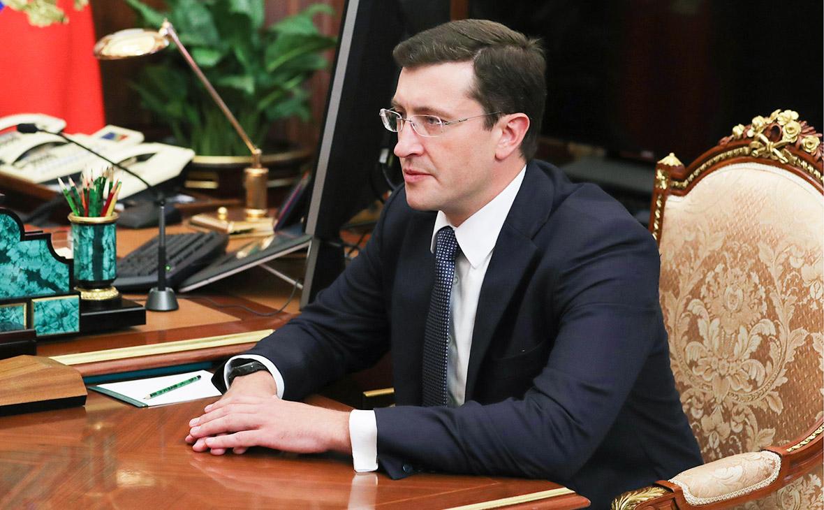 Глеб Никитин — РБК: «Я выслушаю советы Шанцева»