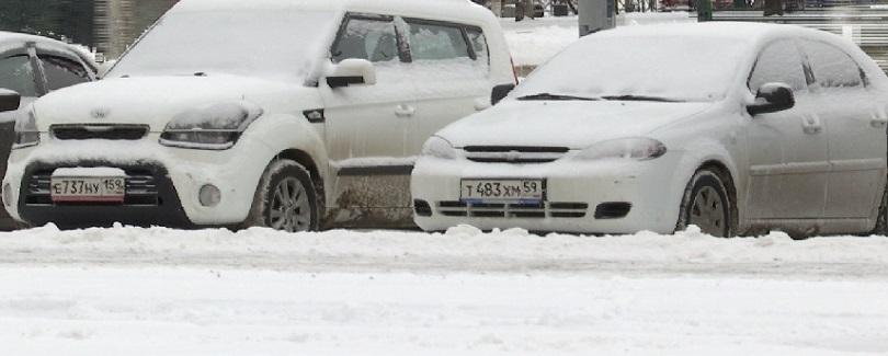 В Прикамье за сутки выпала треть месячной нормы осадков