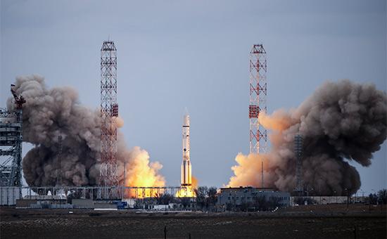 «Интерфакс» рассказал опереносе сроков первого запуска «Протона»