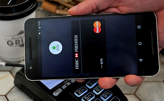 Google назвал дату старта работы Android Pay вРоссии