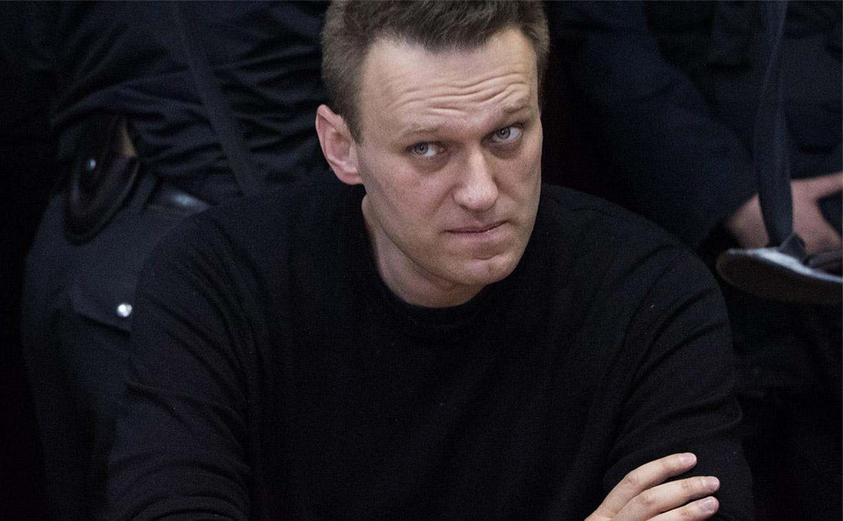Навального освободили из спецприемника после 20 суток ареста