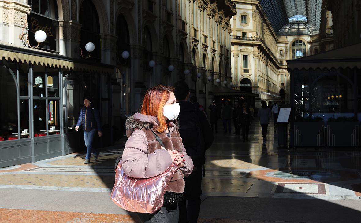 Число жертв коронавируса в Италии выросло до 148 человек