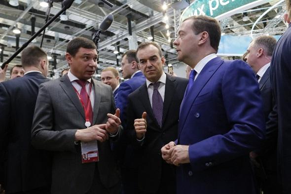 Дмитрий Медведев: «Канатное метро» для Краснодара — это интересный проект