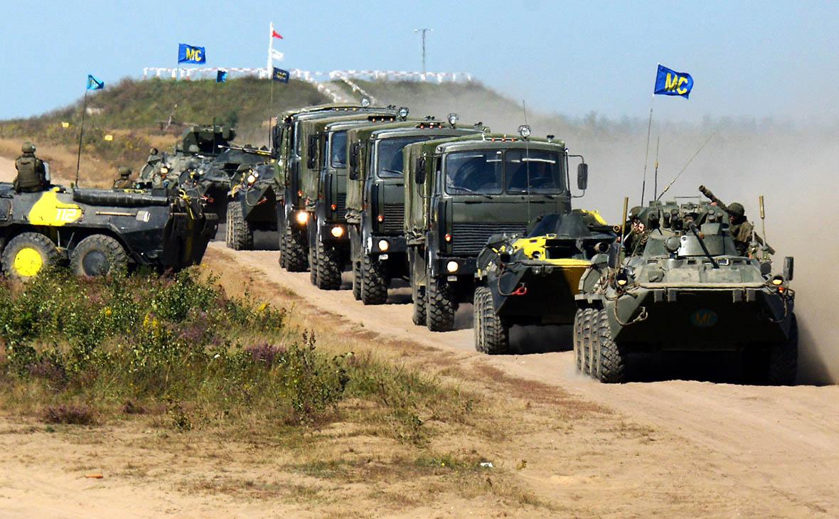 Киев выступил против ввода белорусских миротворцев в Донбасс