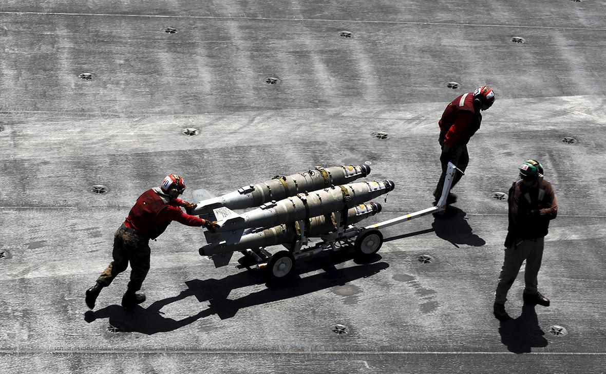 США изменили диспозицию своих самолетов вСирии