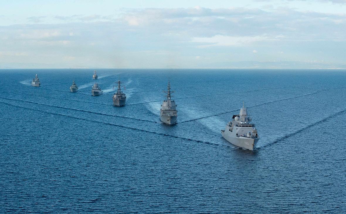 Пентагон объяснил усиление группировки ВМС США в Черном море
