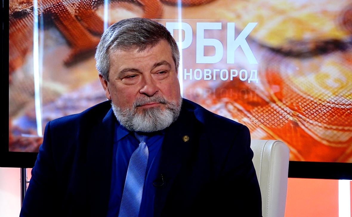 """Евгений Ефимов: """"Инфекции всегда с нами – это наши ближайшие сожители"""""""