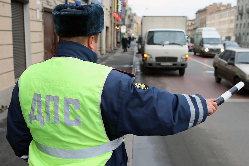 В Петербурге хотят ограничить скорость движения до 30 км в час