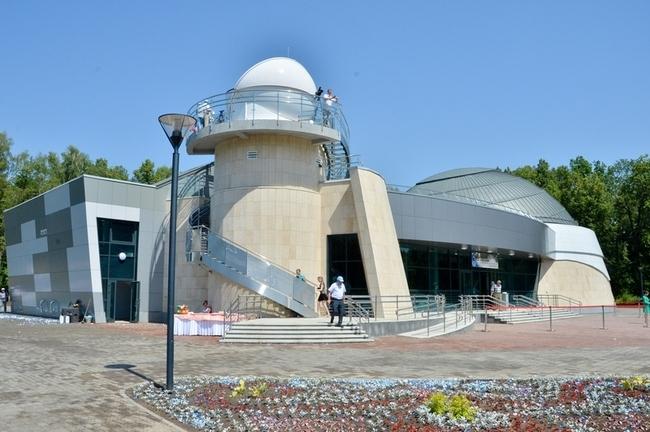 Астрономическая обсерватория КФУ претендует войти в список ЮНЕСКО