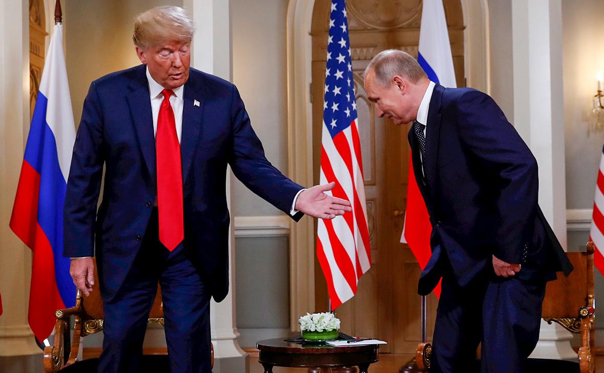 WP сообщила об отказе Трампа внять советам о жестком подходе к Путину