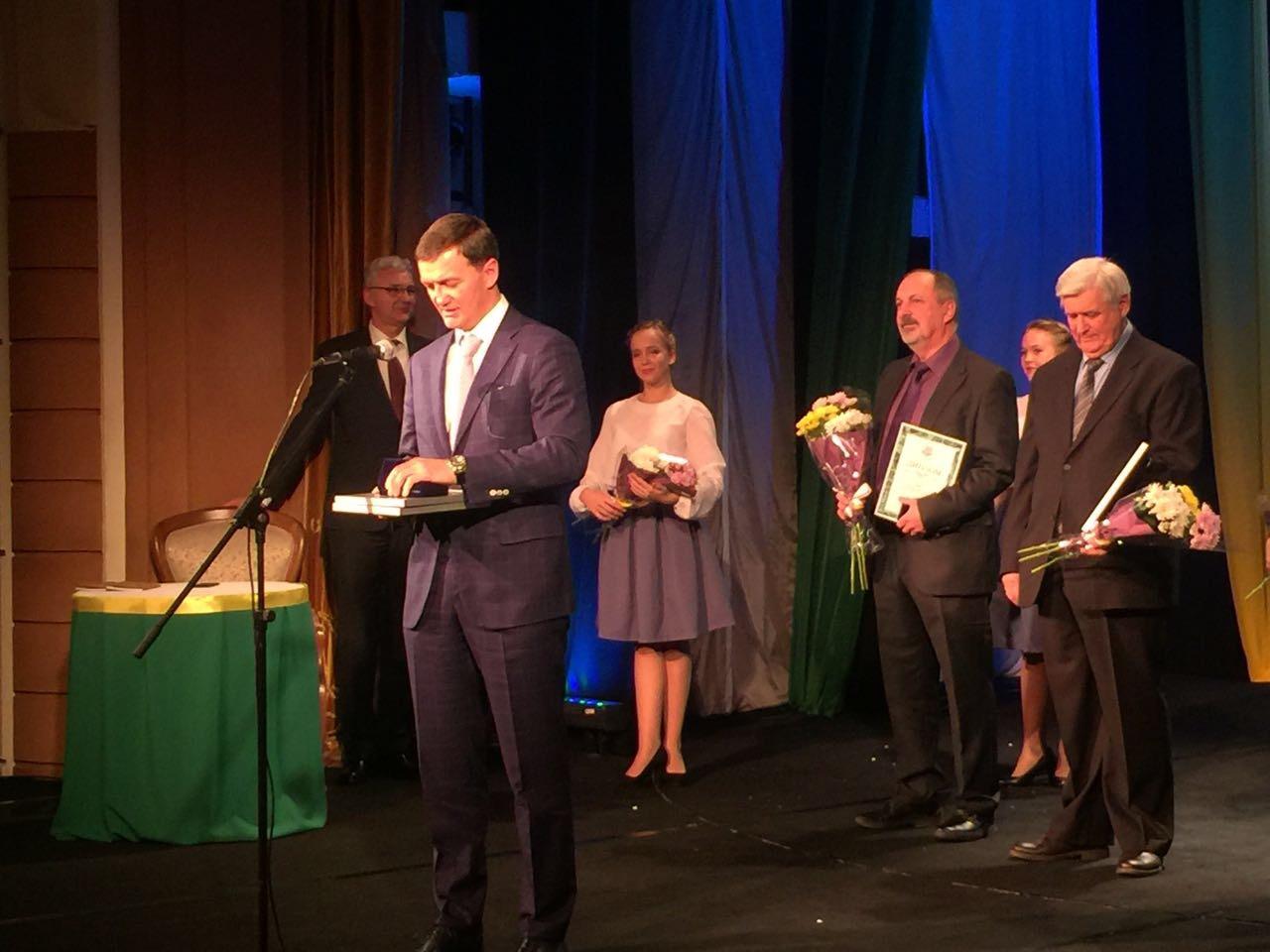 Девелопер Олег Черепанов получил главную архитектурную премию города
