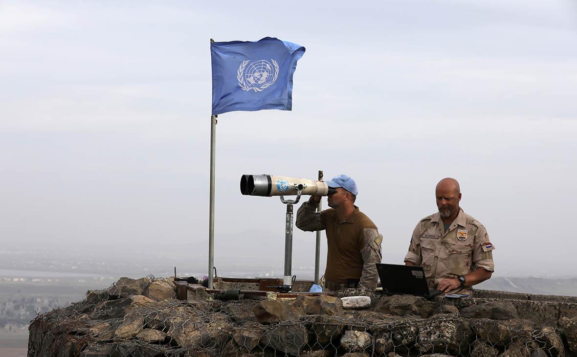 В ООН заявили о жертвах среди мирных жителей после удара России в Сирии