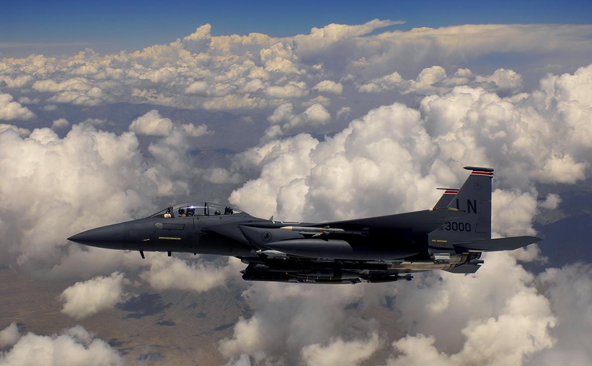 При авиаударе США погибли 15 афганских военных