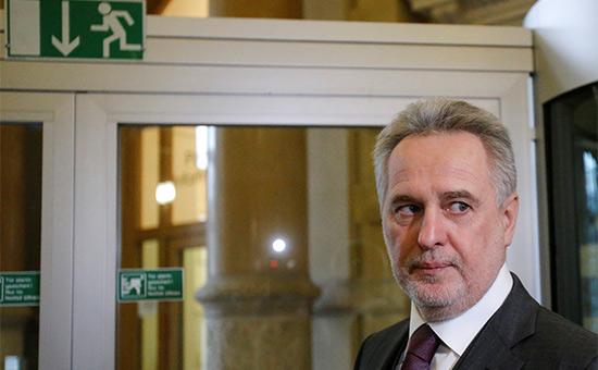 Суд вВене отказался арестовывать Дмитрия Фирташа по запросу Испании