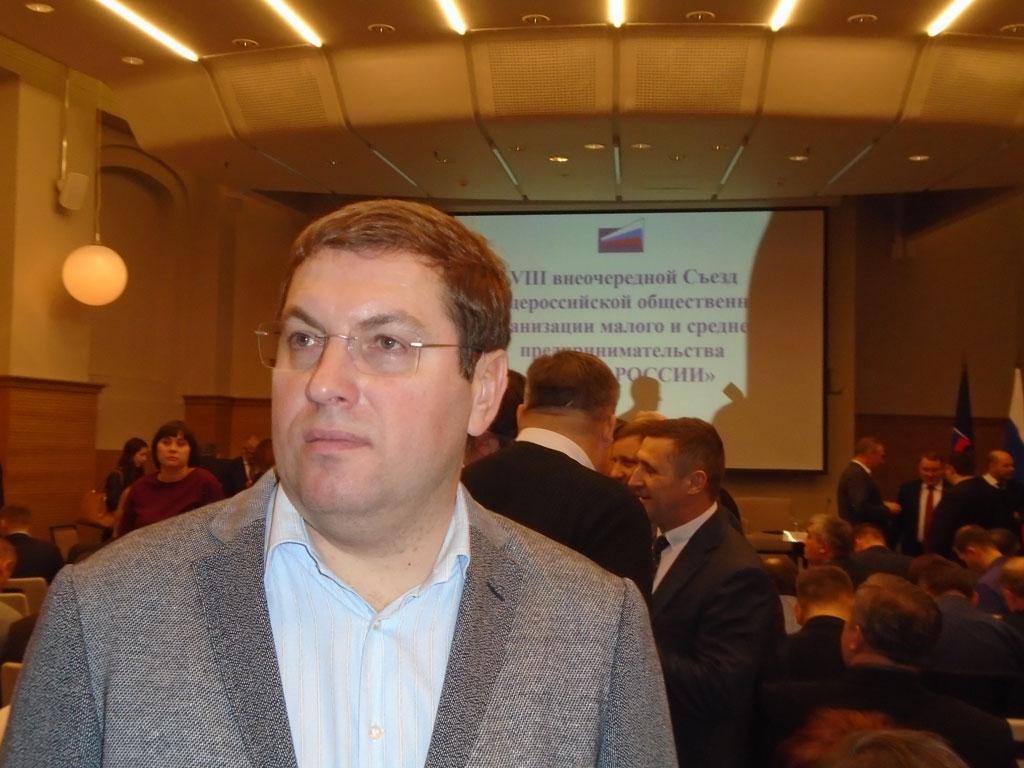 Новым руководителем свердловской «Опоры России» избран Илья Тыщенко
