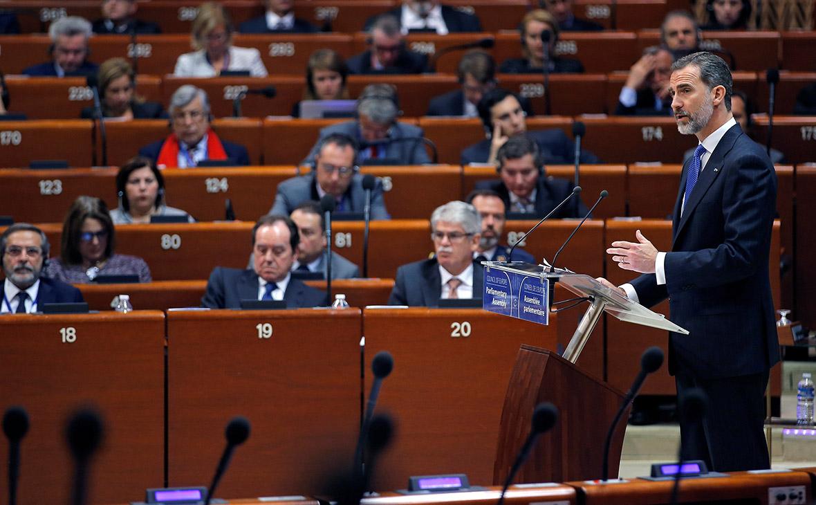 В ПАСЕ обсудят новый регламент импичмента высших выборных лиц