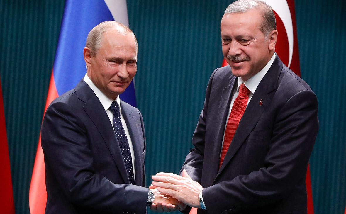 Эрдоган заявил о переговорах с Россией по покупке ЗРК С-500