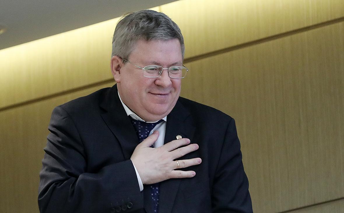 Бывший начальник арестованной в США Бутиной ушел с поста зама Набиуллиной