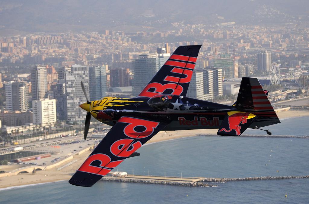 В Казань доставили спортивные самолеты для Red Bull Air Race