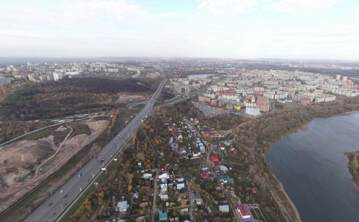 В Уфе под продолжение проспекта Салавата Юлаева снесут 16 домов